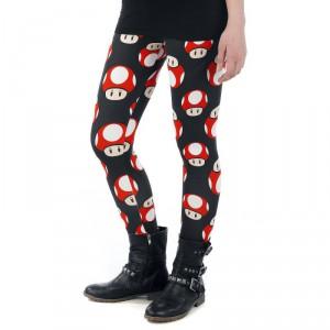 Legging Nintendo Mushroom
