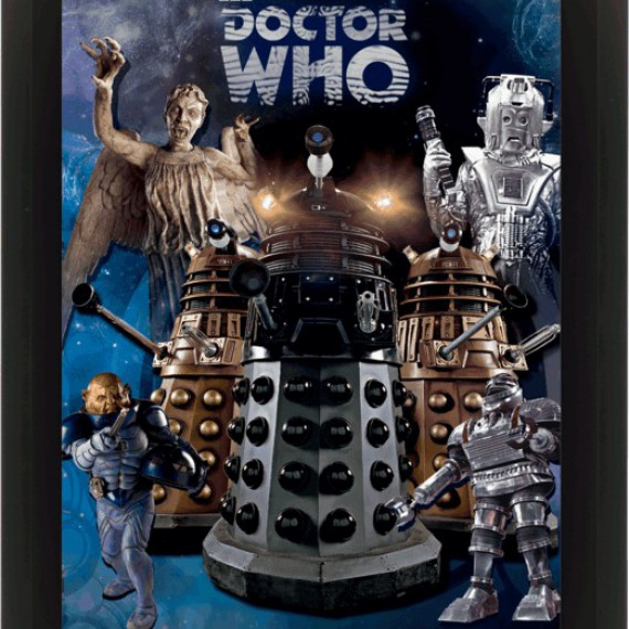 Cadre Aliens Relief Doctor Who