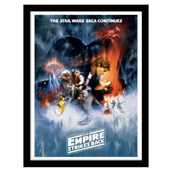 Cadre Star Wars L'Empire contre-attaque