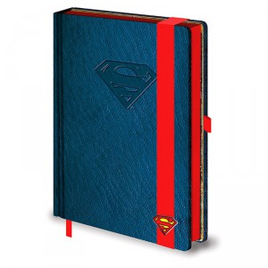Cahier A5 Superman DC Comics