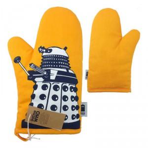 Gant de cuisine Doctor Who