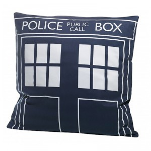 Coussin Tardis Doctor Who