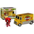 Figurine Pop Deadpool Food Truck Chimichanga