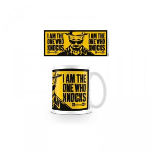 Mug I am the One Who Knocks Breaking Bad