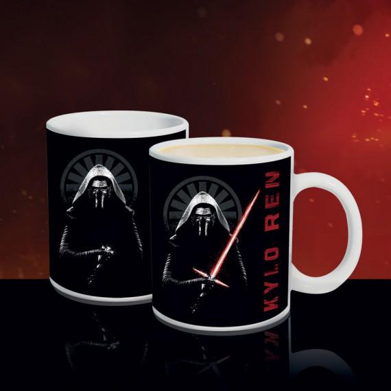 Mug Star Wars EP7 Kylo Ren Chaud Froid