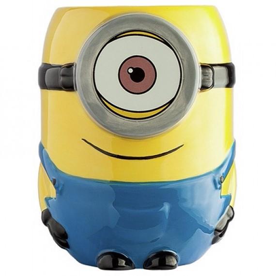 Mug 3D Minions Stuart