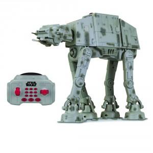 Véhicule Radiocommandé Star Wars U-Command AT-AT