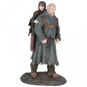 Figurine Hodor et Bran Game of Thrones