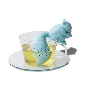 Infuseur à thé écureuil