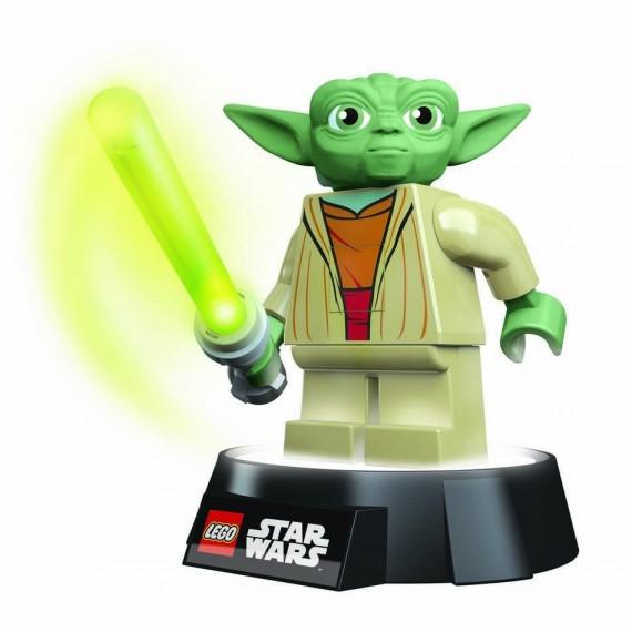 Lampe De Bureau Lego Star Wars Yoda