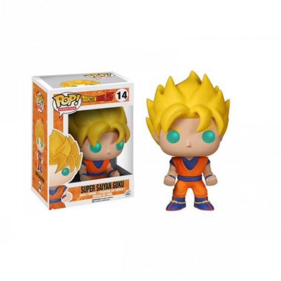 Figurine Pop! DragonBall Z Son Goku Super Saiyan