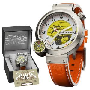 Montre Star Wars Collector Deluxe Luke Skywalker