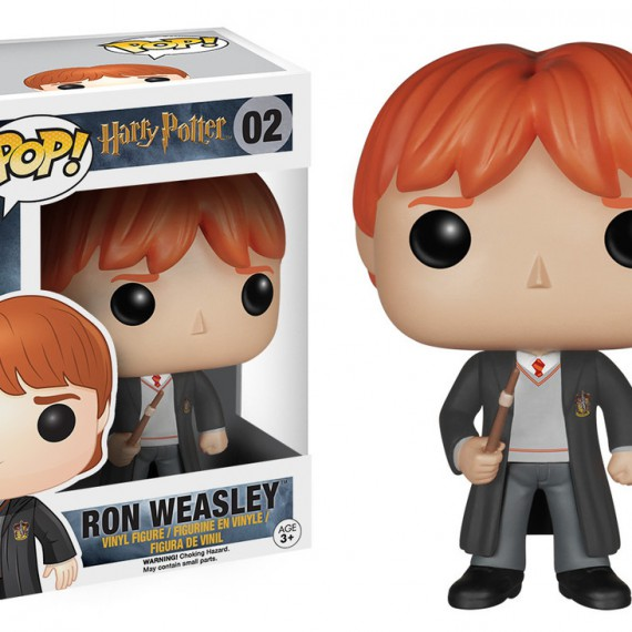 Figurine POP Harry Potter Ron