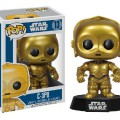 Figurine Pop Bobble head Star Wars C-3PO