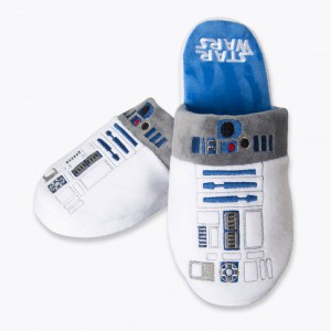 Chaussons Star Wars R2-D2