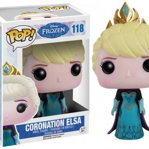 Figurine Pop La Reine des Neiges Elsa
