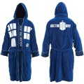 Peignoir Doctor Who Tardis
