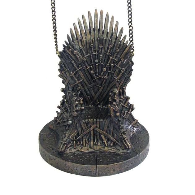 d coration de noel game of thrones trone de fer commentseruiner. Black Bedroom Furniture Sets. Home Design Ideas