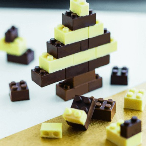 Chocobricks Sapin de Noël