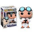 Figurine POP Retour vers le Futur Doc Brown