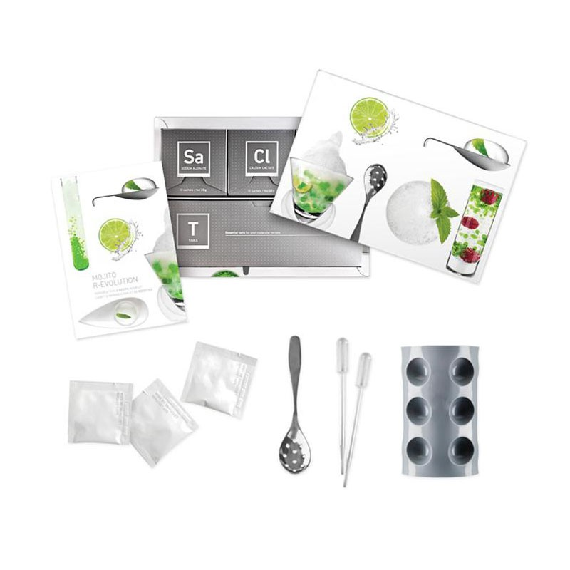 kit mojito cocktail mol culaire commentseruiner. Black Bedroom Furniture Sets. Home Design Ideas