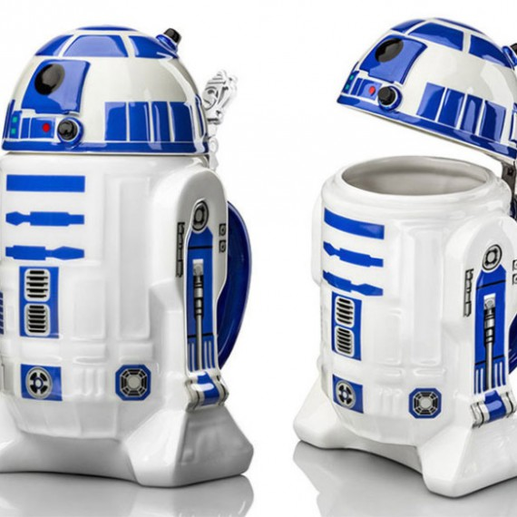 Chope Star Wars R2D2