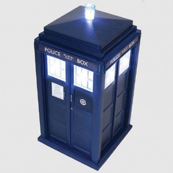 Lampe Doctor Who Tardis