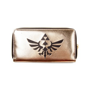 Portefeuille Femme The Legend of Zelda Golden