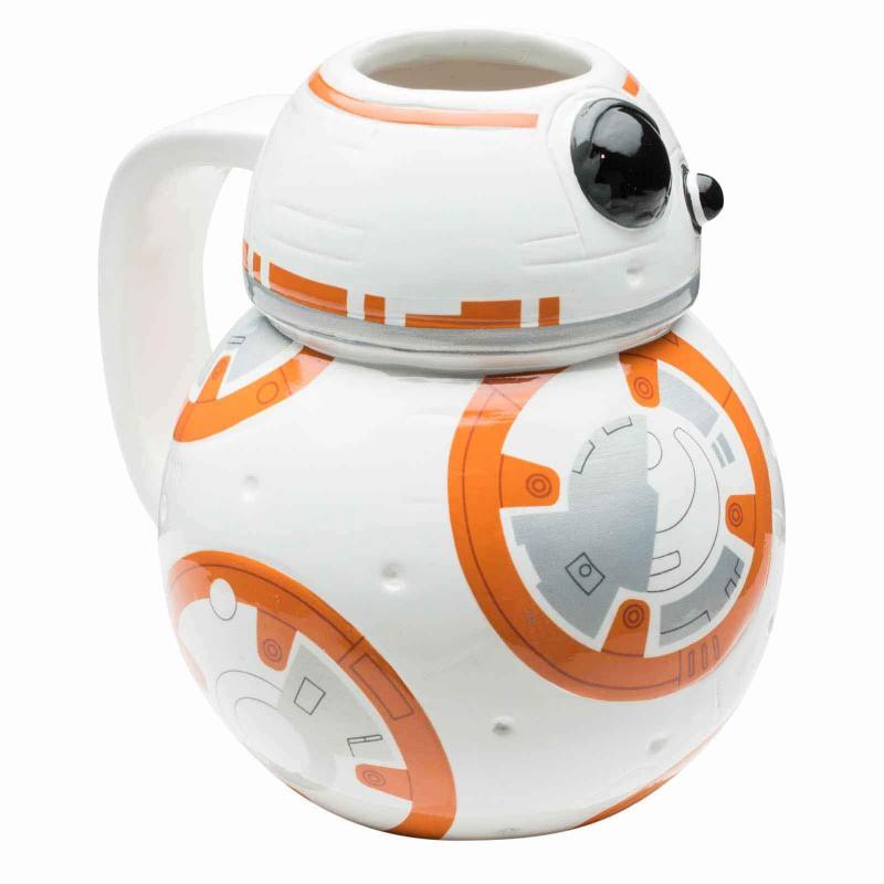 Mug Star Wars 3d Bb 8