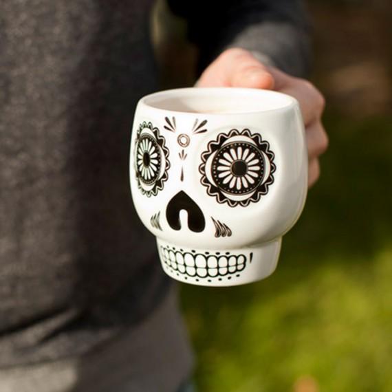 Mug Mexicain tête de mort