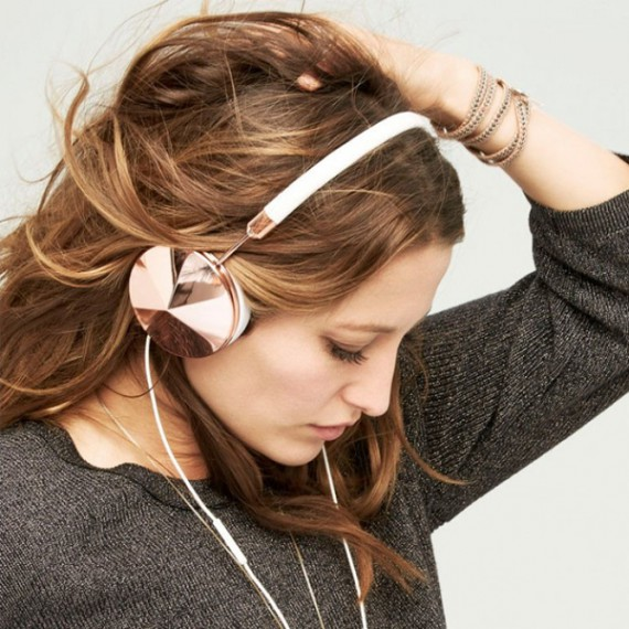 Casque Audio Taylor Rose Gold