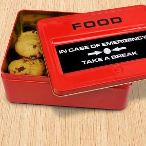 Boîte à Biscuits Emergency