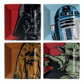 Assiettes Star Wars Personnages