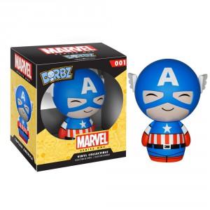 Figurine Dorbz Captain America