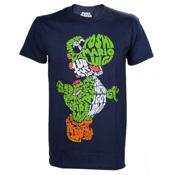 T-shirt Nintendo Yoshi Jeu de mots