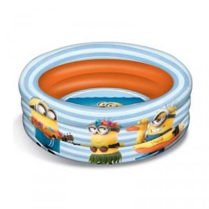 Piscine gonflable Minions
