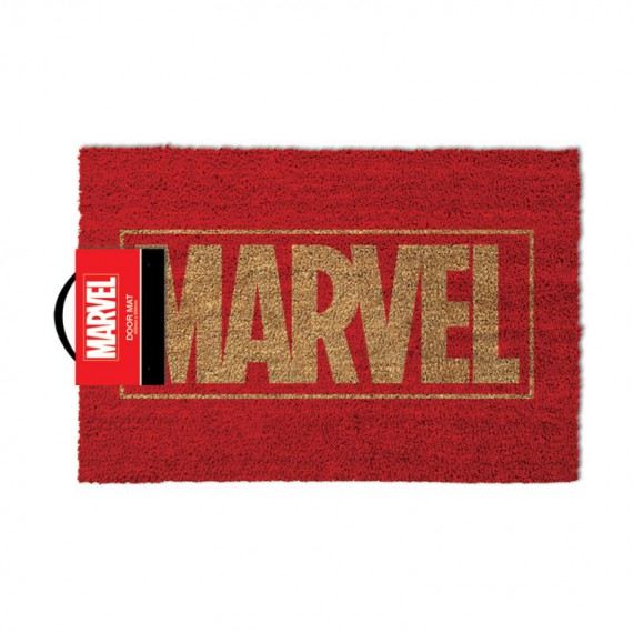Paillasson Marvel Logo