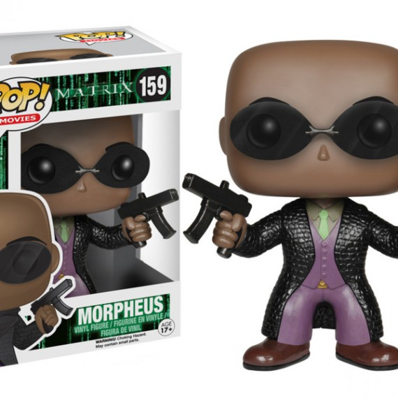 Figurine Pop Matrix Morpheus