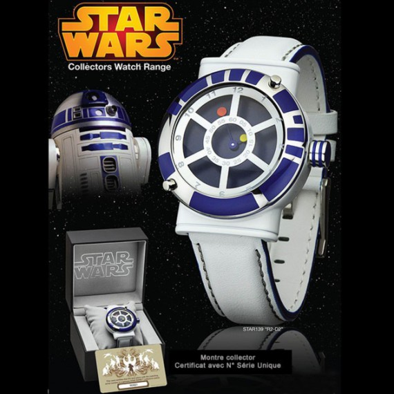 La montre R2D2 Star Wars
