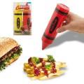 Crayons distributeurs de sauce