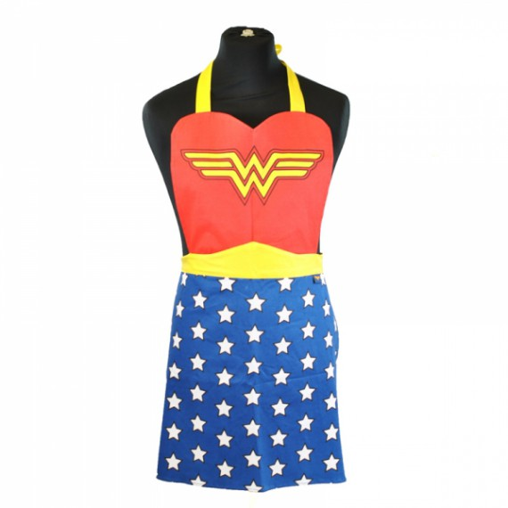 Tablier de Cuisine Wonder Woman