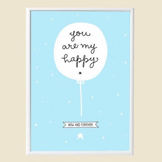 Poster My Happy