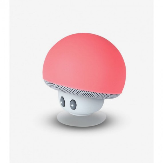 Enceinte Champignon bluetooth et Waterproof