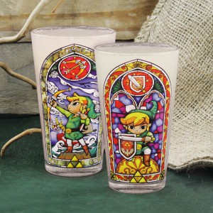 Verre Nintendo Zelda Wind Waker