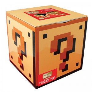 Boîte de rangement Super Mario Bros Question Block