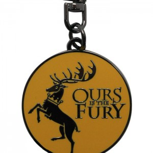 Porte clefs Game of Thrones Baratheon