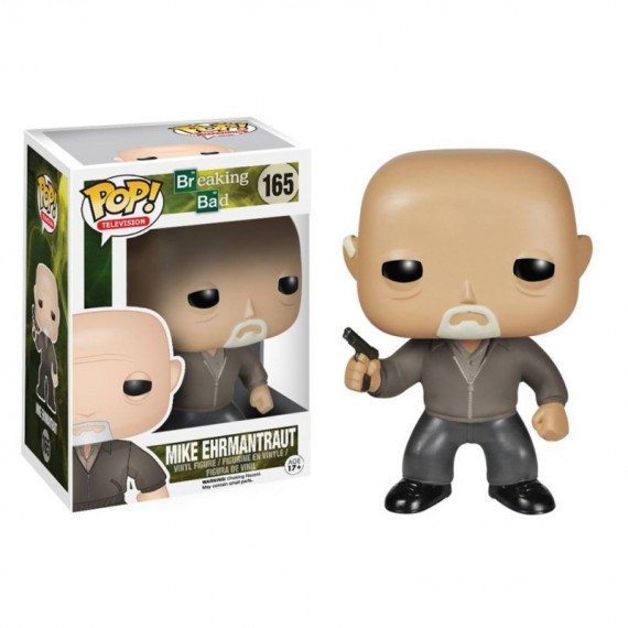 Figurine pop Breaking bad Mike Ehrmantraut
