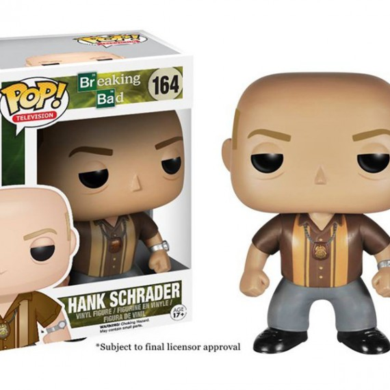 Figurine Agent Hank Schrader Breaking Bad