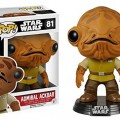 Figurine Pop Amiral Ackbar Star Wars