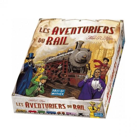 Les Aventuriers du Rail - Etats Unis